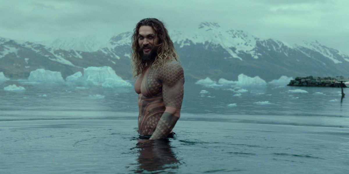 Newest Snyder Cut Image Is All About Jason Momoa's Aquaman