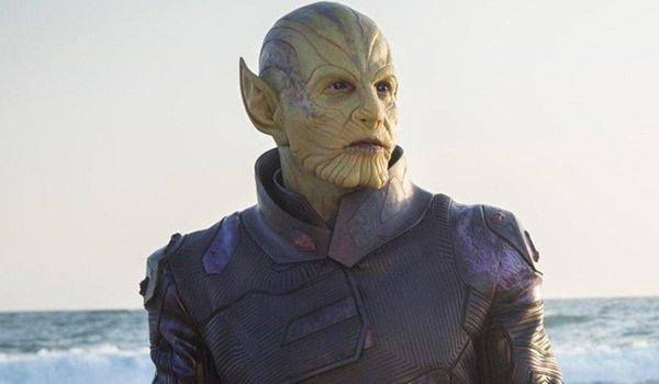 Talos Captain Marvel