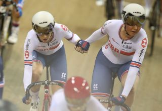 Great Britain track cycling