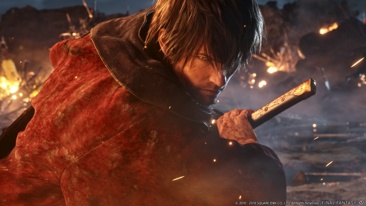 No, Square Enix is not thinking about a Final Fantasy 14 sequel just yet