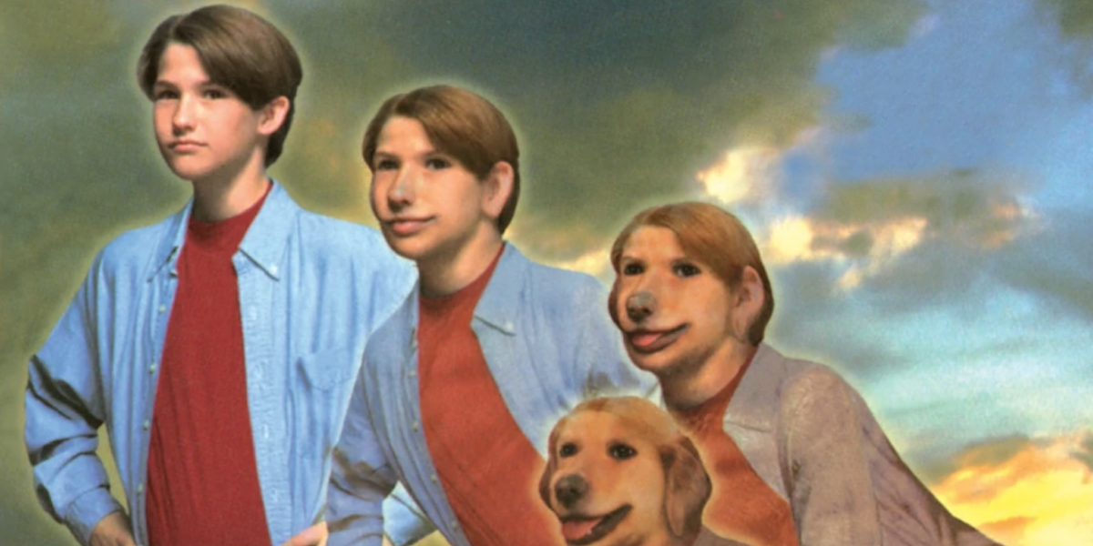 An Animorphs Book Cover