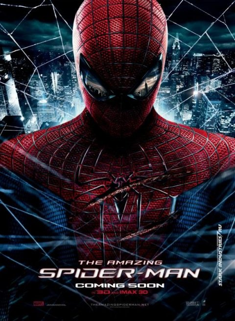 On The Heels Of Extended Japanese Trailer We Featured Site Now Have A Brand New Spider Man International Teaser Poster To Share With You