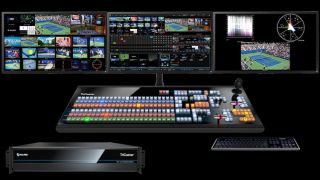 VidOvation Announces Wireless and Cellular Bundle With NewTek TriCaster TC1 for Remote Sports Production