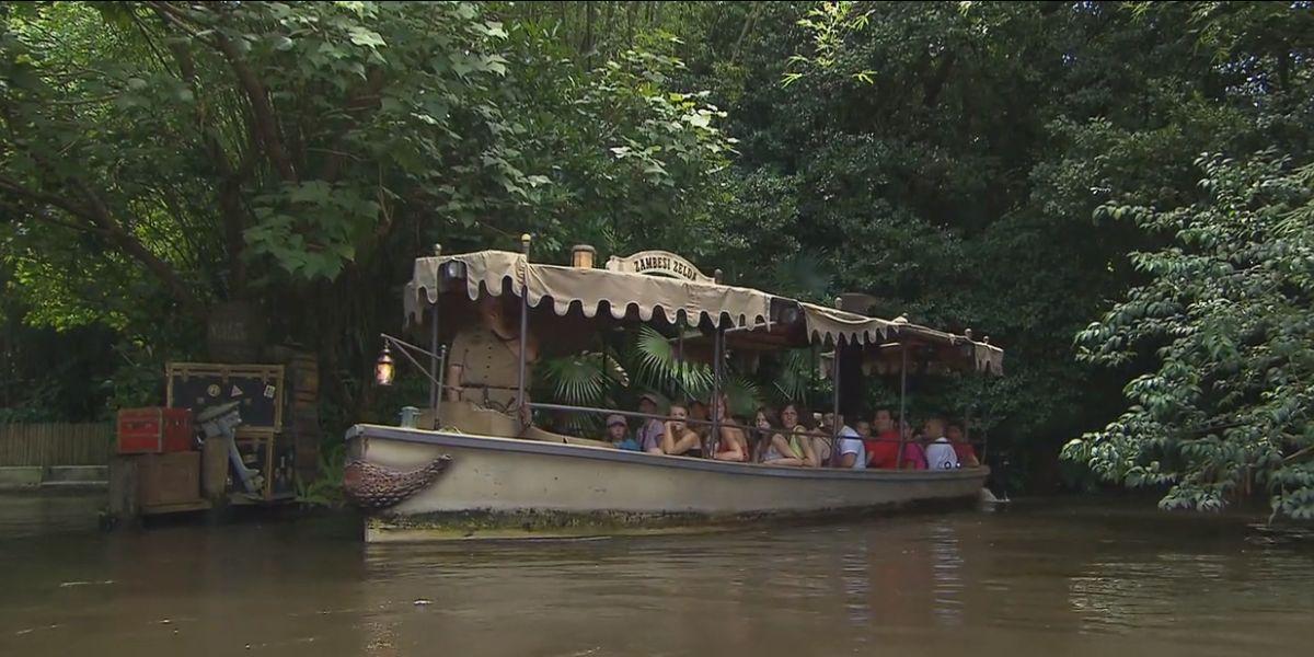 Дисней переосмысливает аттракционы круиза по джунглям в преддверии фильма