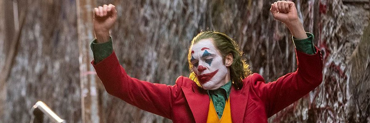 Joaquin Phoenix lots of f-bombs in Joker 2019 Golden Globes speech