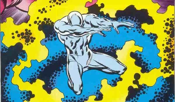 Silver Surfer comics origin story