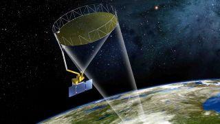 SMAP satellite