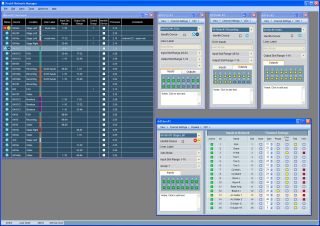 Aviom Introduces Pro64 Network Manager At Infocomm 2009
