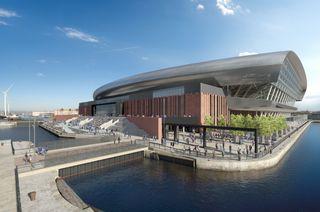 Bramley-Moore Dock Stadium Handout Photos
