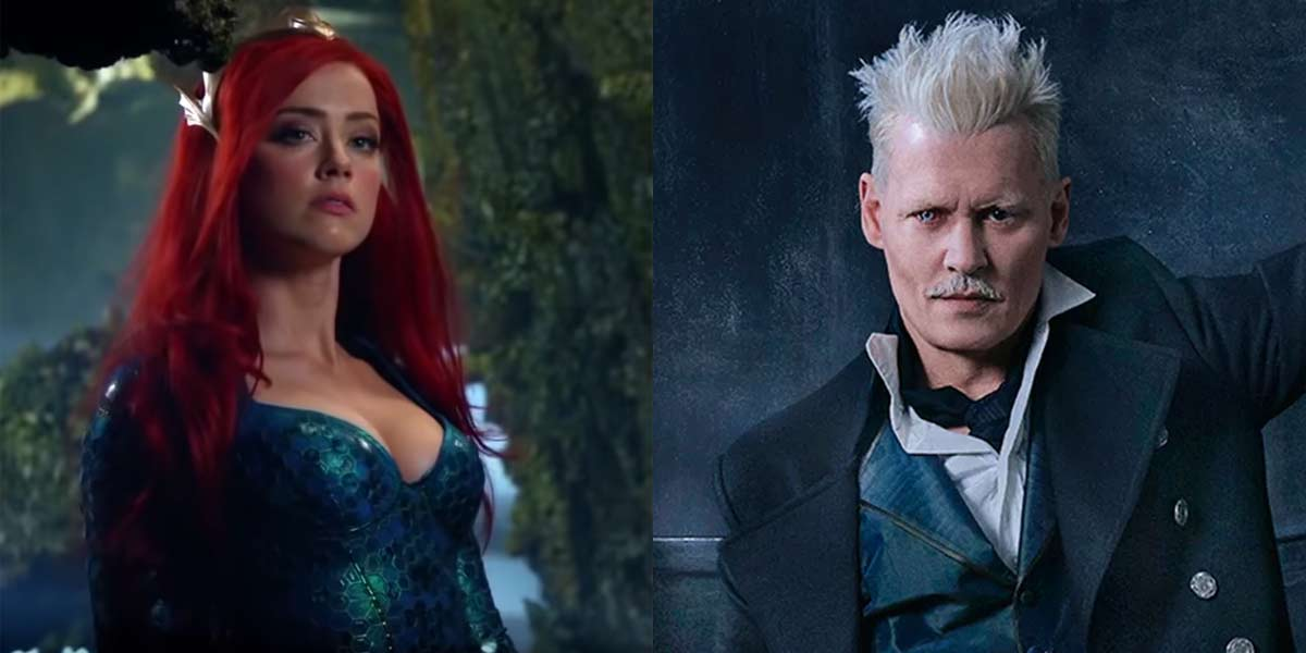 Amber Heard Fires Back After Johnny Depp Tries To Move Court Date For Fantastic Beasts Filming - CINEMABLEND