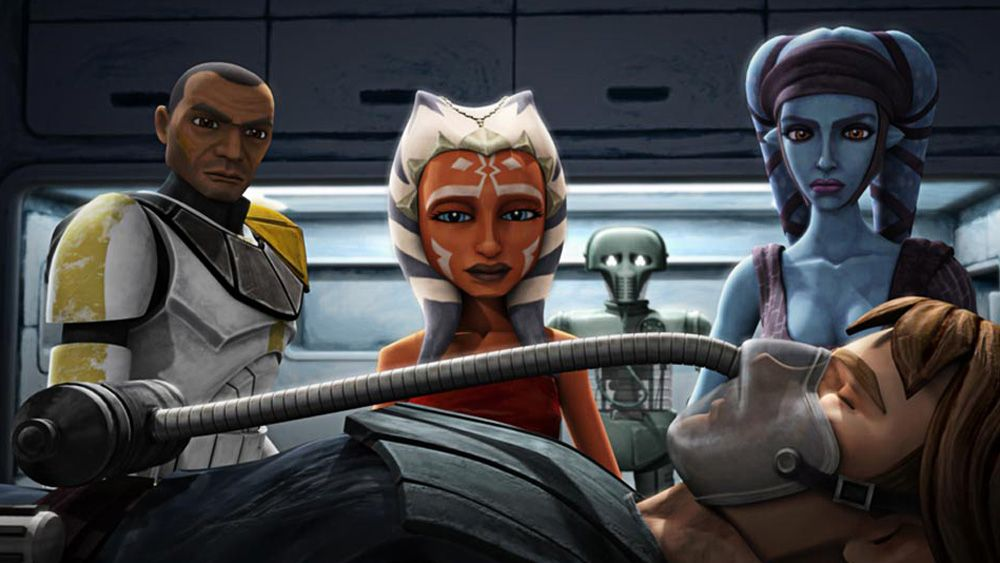 Clone Wars season 7: Everything to know before finishing the Star Wars show