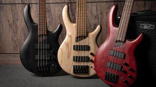 Cort bass guitars