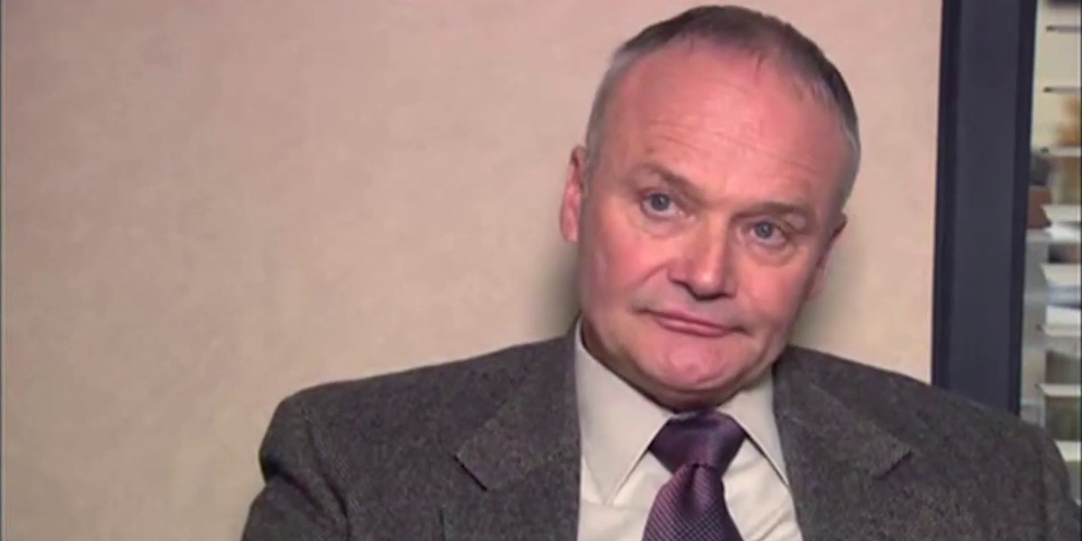 Creed Bratton - The Office
