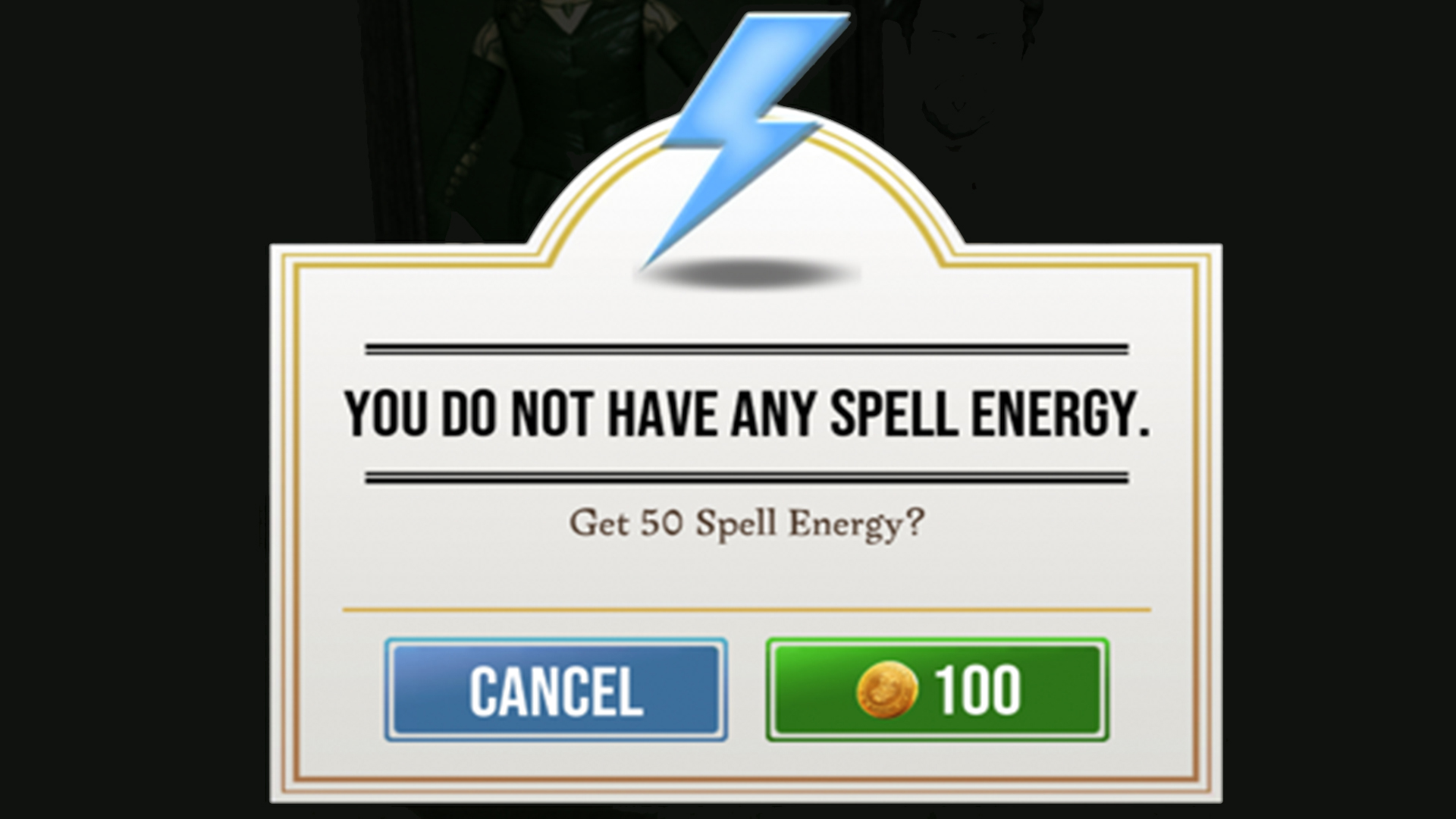 Harry Potter: Wizards Unite spell energy: How to get more spell