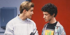 Turns Out Dustin Diamond Had His Own Saved By The Bell-Related Project In The Works When He Died