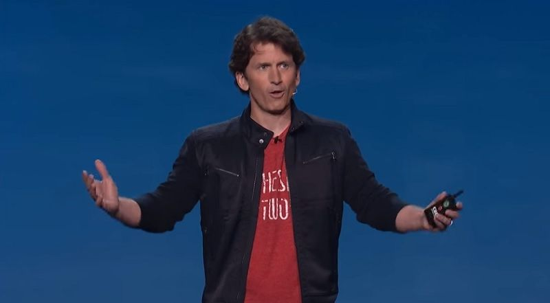 Todd Howard says focusing on fewer platforms will mean better games