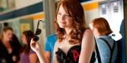 That Time Emma Stone Smacked Her Easy A Co-Star 'Many Times' While Filming The Fake Sex Scene