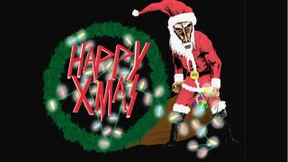 Slayer Christmas card
