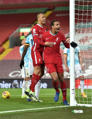 Liverpool v Wolverhampton Wanderers – Premier League – Anfield
