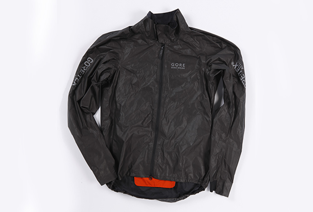 Gore One 1985 Gore Tex Shakedry Jacket Review Cycling Weekly