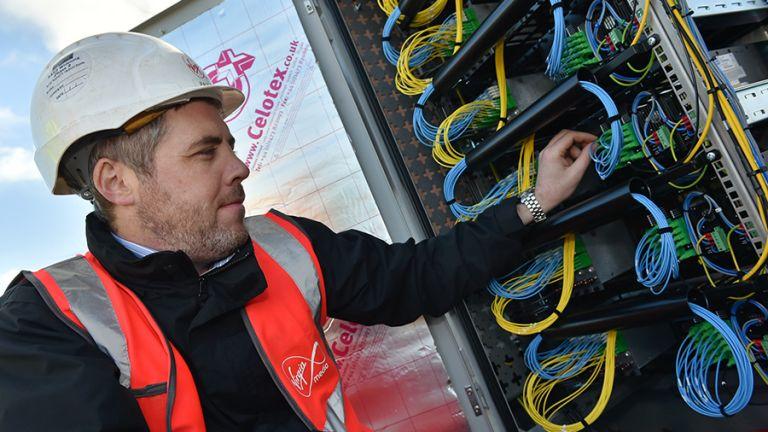 Virgin Media Fibre Broadband Free Upgrade
