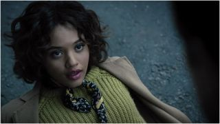 Kiersey Clemons as Iris West