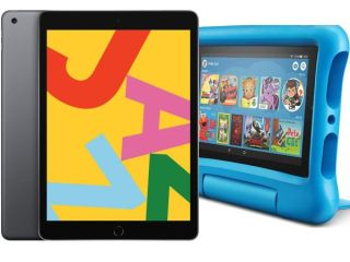 Kids' tablets are on sale this holiday season.
