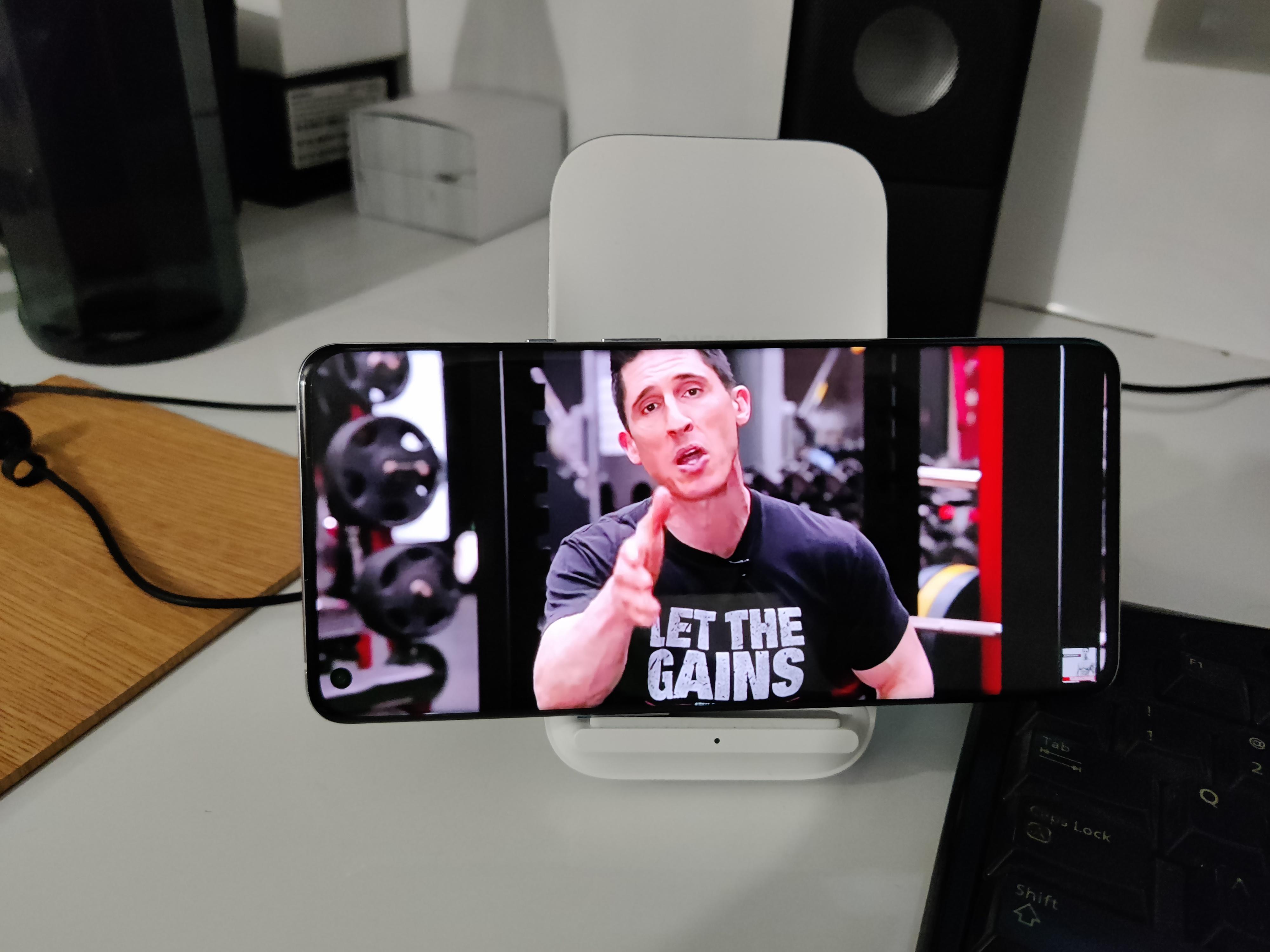 OnePlus 9R camera sample