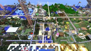 "Welcome to Freedonia"": Minecraft's oldest server is still a"