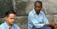 Watch Morgan Freeman Hilariously Revive His Shawshank Redemption Character