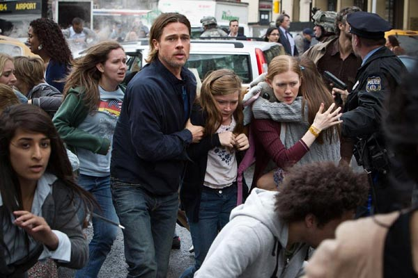 World War Z Struggle