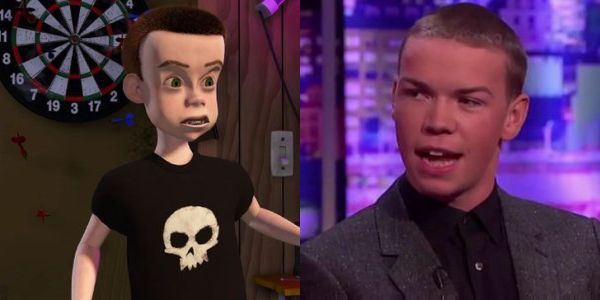 Will Poulter Was Once Confused With Sid In Toy Story See A Side By