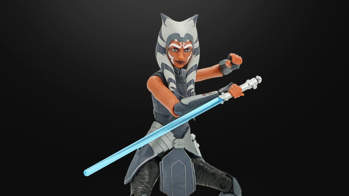 Pre Sale!! Star Wars The Black Series Ahsoka Tano 6-Inch  The Clone Wars Figure