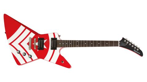 Epiphone Limited Edition Jason Hook M-4 Explorer Outfit review