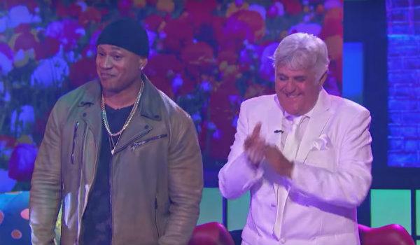 LL Cool J Jay Leno Lip Sync Battle