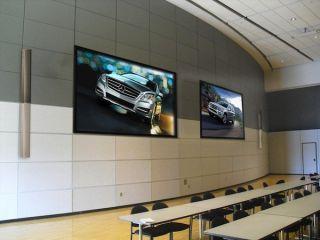 Mercedes-Benz Plant Installs Renkus-Heinz