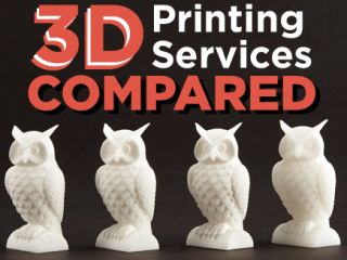 3D Printing Service Reviews – Cubify, Shapeways & More