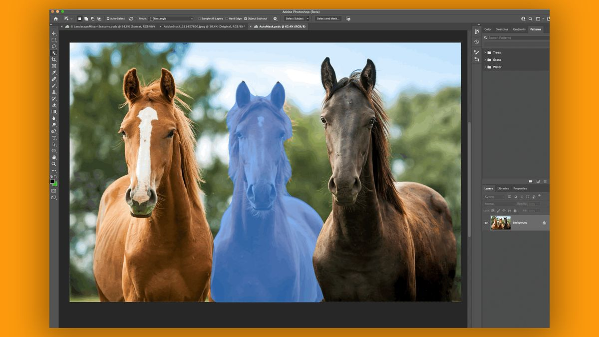 Photoshop's new hover masking feature is pretty mind-blowing