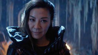 Michelle Yeoh in Star Trek Discovery