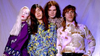 Smashing Pumpkins in 1991