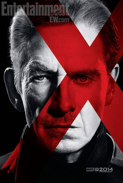X-Men Days of Future Past Poster Xavier