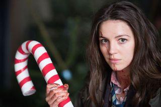 Ella Hunt in 'Anna and the Apocalypse'