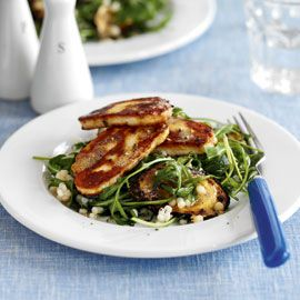 Cous Cous recipes-Halloumi recipes-dinner recipe ideas- woman and home