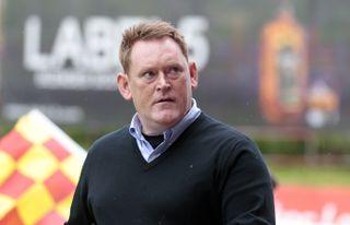 Partick Thistle v Livingston – Ladbrokes Premiership Playoffs – Final – Second Leg – Energy Check Stadium at Firhill