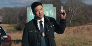 WandaVision's Randall Park Worked Hard To Perfect His Awesome Card Flip Introduction