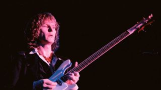 Chris Squire onstage