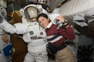 Tweetup With Space Station Crew Cut Short by False Alarm
