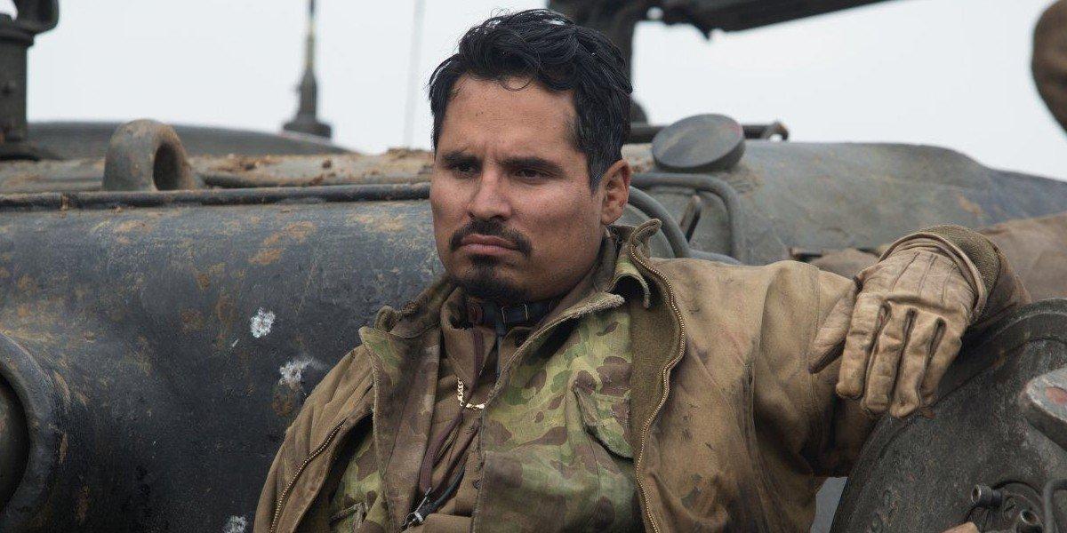 "Corporal Trini ""Gordo"" Garcia in Fury"
