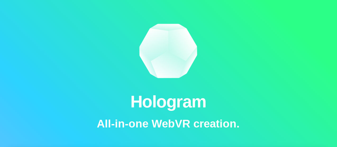 Hologram screengrab