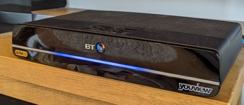 BT TV with Ultra HD YouView box review
